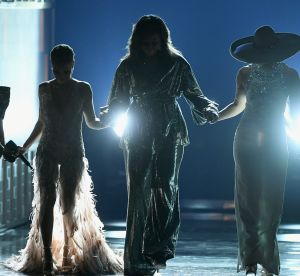 Lady Gaga, Michelle Obama... Splendeur et girl power aux Grammy Awards