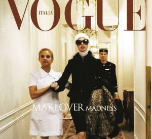 Steven Meisel, Vogue Italia / Juillet 2005