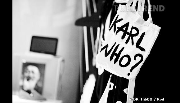 Sac Karl Who by Naco- Paris