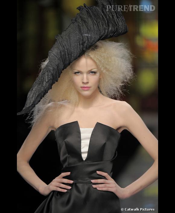 Défilé Haute Couture Christian Dior 2009
