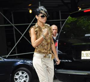 Rihanna et Jessica Alba, charmeuses de serpent
