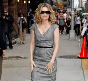 Michelle Pfeiffer, resplendissante et un chic immuable