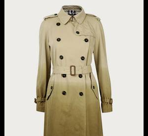 Bon plan solde: le trench Burberry