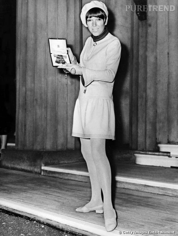 Mary Quant, la créatrice sulfureuse