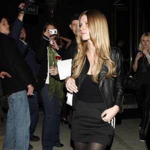 Nicky Hilton : noir c'est noir