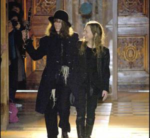 Ann Demeulemeester et Patti Smith: un duo rock
