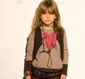 Shopping enfant: un look folk et girly
