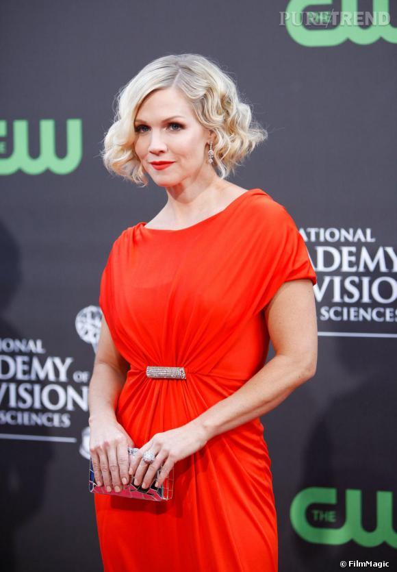 Jenny Garth à la cérémonie des Daytime Emmy Awards