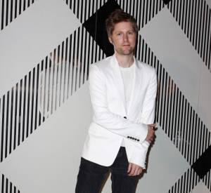 Christopher Bailey, le directeur artistque de la maison Burberry