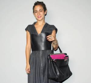 Delfina Delettrez, du cuir et du glamour