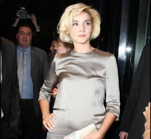 Clotilde Courau, blond Marilyn : une nouvelle icône