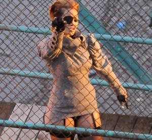Rihanna, Sarah Jessica Parker, Lily Allen : les filles aux bas nylon