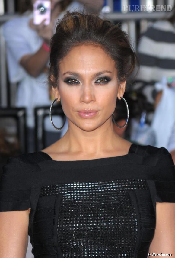 Jennifer Lopez lors de lors de la première de This it It à Los Angeles
