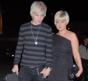 Kelly Osbourne assortit le look de son boyfriend au sien !
