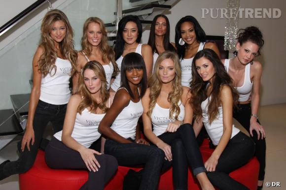 Les nouvelles égéries Victoria's Couture
