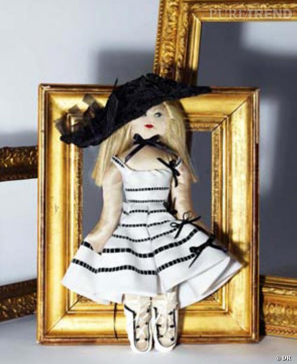 Frimousse Christian Dior par John Galliano