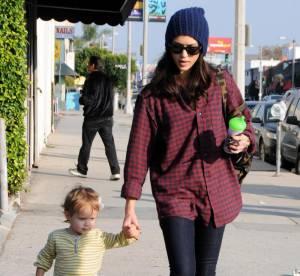 Jessica Alba, une maman un peu trop cool ?