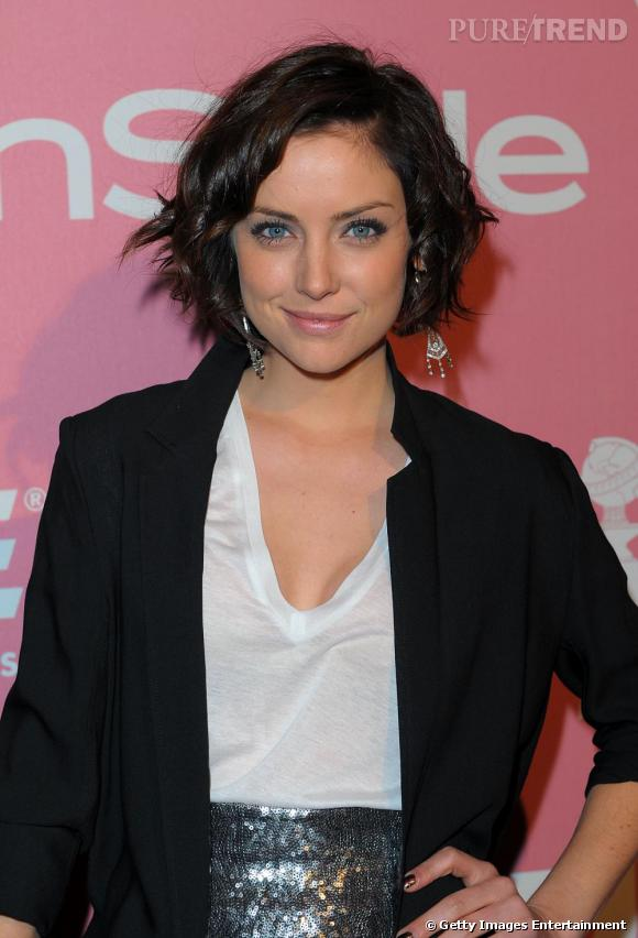 Jessica Stroup à la 2ème Golden Globes party annuelle à Hollywood