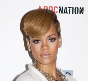 Rihanna, le noir et blanc sexy