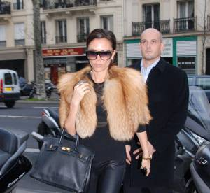 Victoria Beckham dévergonde Paris !