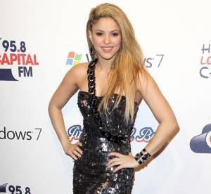 Shakira et ses mini-robes métalliques : trop, c'est trop !