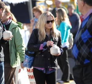 Kristen Bell : son look de pluie trendy... A shopper !