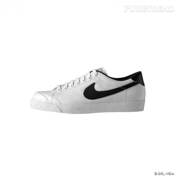"""Nike pour A.P.C, modèle """" All Court """""""