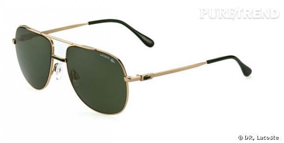 lunettes lacoste 101 dition limit e puretrend. Black Bedroom Furniture Sets. Home Design Ideas