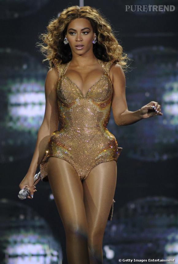 Avec son body, Beyoncé se prendrait-elle pour Lady Gaga?