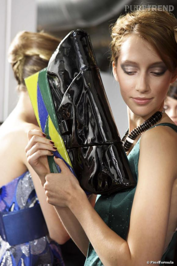 Je veux un vanity de Fashion week