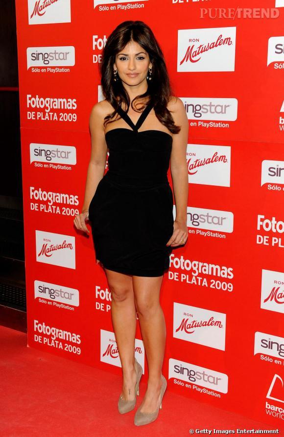 Monica Cruz lors des Fotogramas Awards