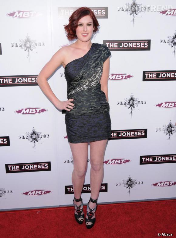Rumer Willis lors de l'avant-première du film The Joneses à Los Angeles