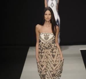 La robe ethnique chez Leonard