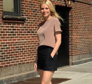 Copiez Gwyneth Paltrow et dévoilez vos jambes !