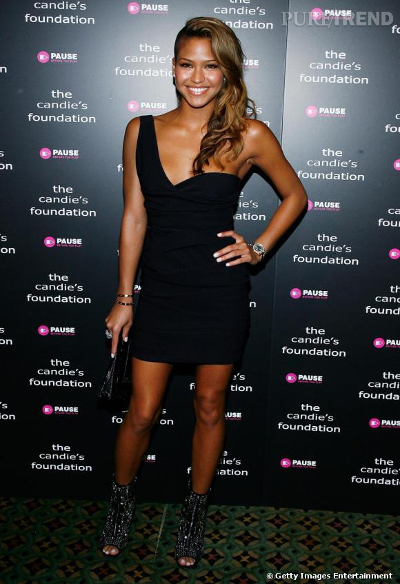 Cassie lors de la soirée The Candie's Foundation Event To Prevent à New York
