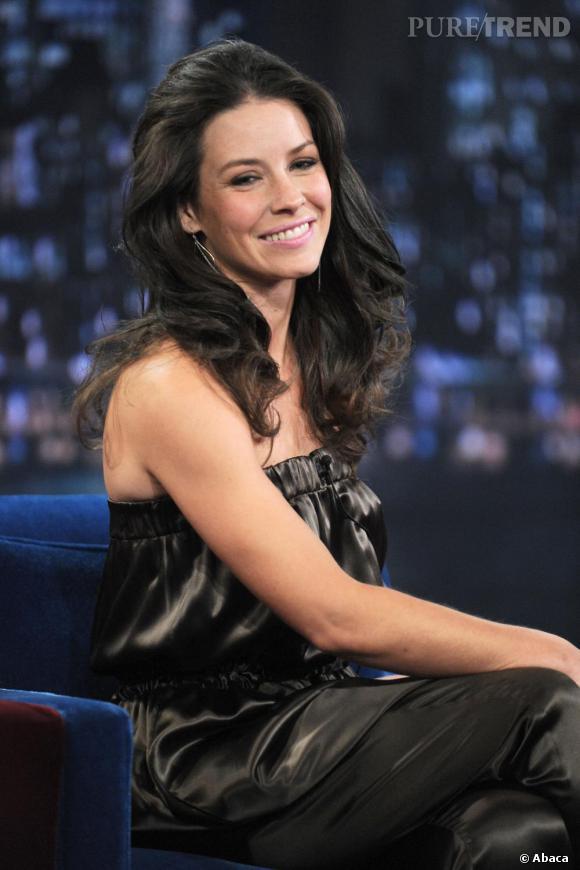 Evangeline Lilly, une beauté naturelle et radieuse