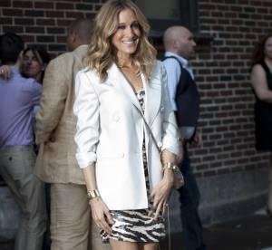 Sarah Jessica Parker sauvagement glamour
