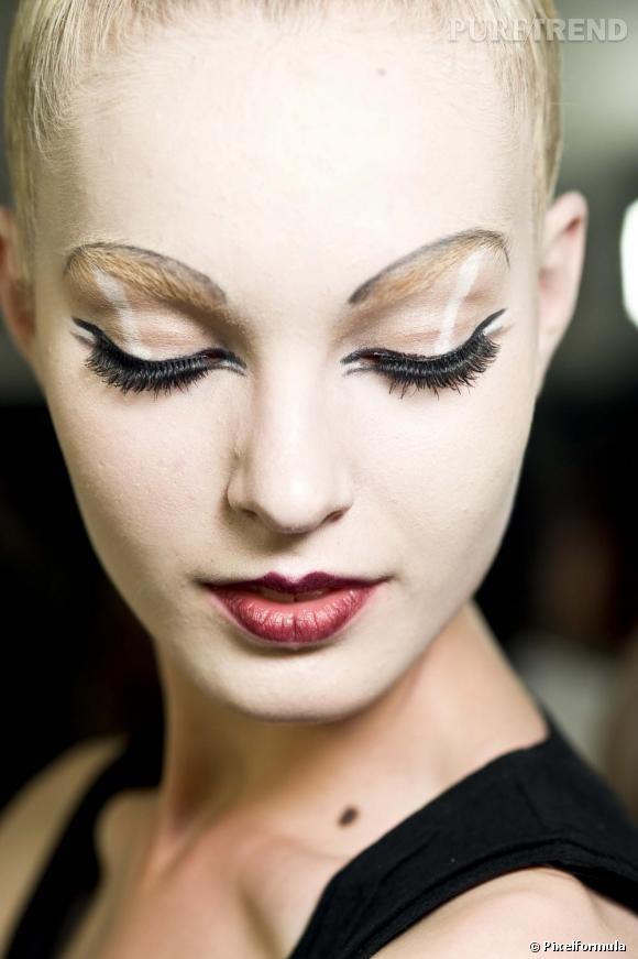 Eyeliner mode d'emploi