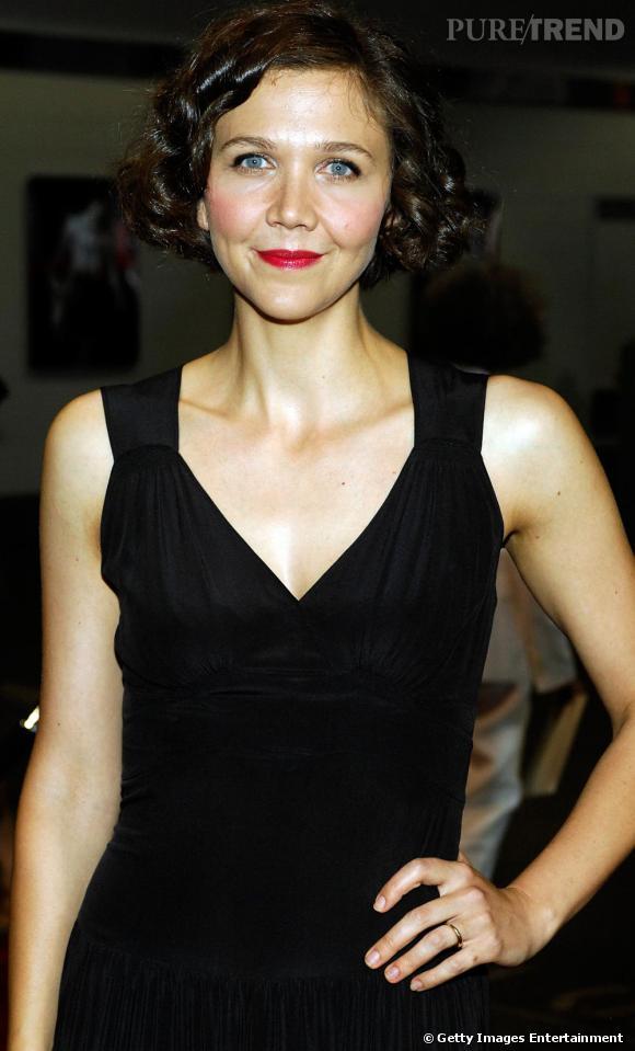 Maggie Gyllenhaal, une poupée en chair et en os.