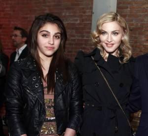 Madonna et Lourdes pour Macy's