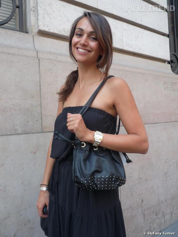 Pièce achetée en soldes : un petit sac H&M à 5 euros ! Il est parfait !