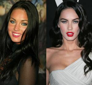 Megan Fox : son évolution beauté