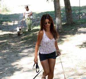 Monica Cruz, bien dans ses baskets