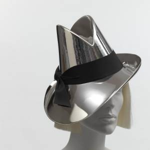 "Soho, Autumn/Winter 1998-1999 ""MILLINERY COMPUTER"". Stephen Jones Millinery London"