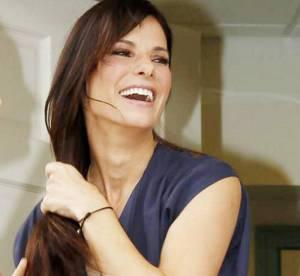 Sandra Bullock, éblouissante de simplicité