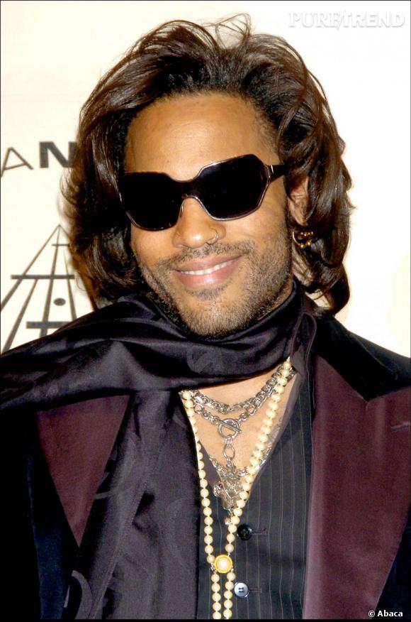 Le flop lunettes de soleil   lorsque Lenny se prend pour Prince, il opte  pour 2c4cabfbd40d
