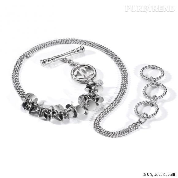 Collection de bijoux Just Cavalli Automne-Hiver 2010/2011, Bling.