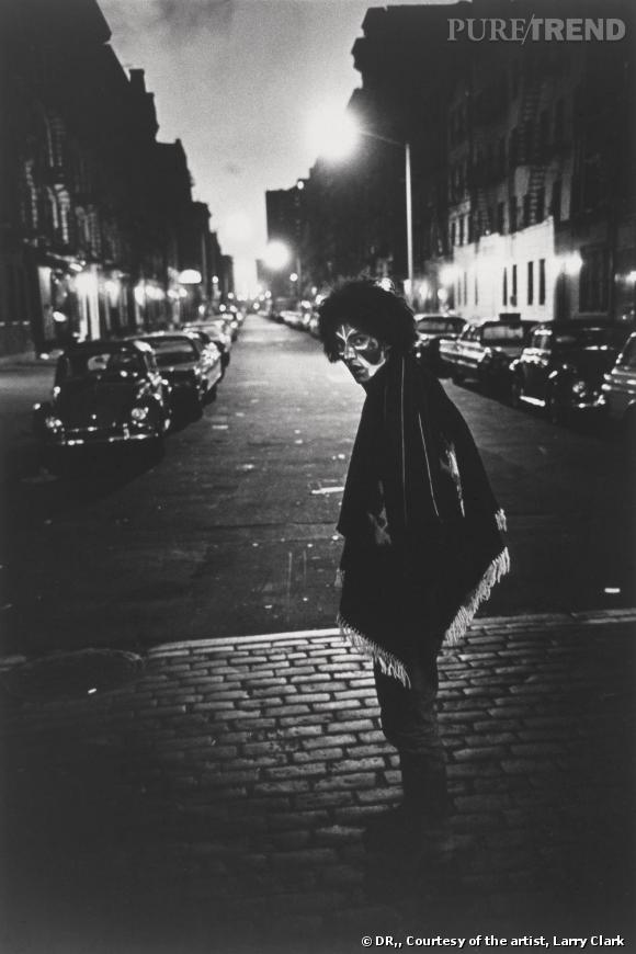 Larry Clark Acid Lower East Side, 1968.   Luhring Augustine, New York and Simon Lee Gallery, London