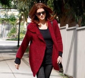 Kate Walsh : son look d'hiver gourmand... A shopper !