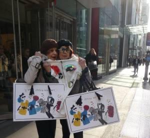 H&M pour Lanvin : le choix des New-yorkaises